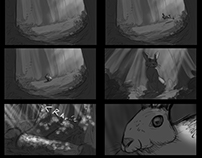 Storyboarding: The Hunt