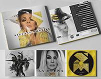 Stefani Montiel Album artwork