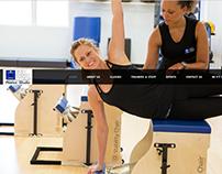 Body Energy Fitness Website