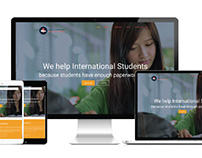 Local Immigration Solutions - responsive website design