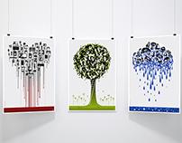 Hueman Poster Series