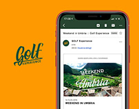 Golf Experience™ | WEB DESIGN