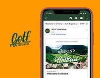 Golf Experience™ | WEB DESIGN