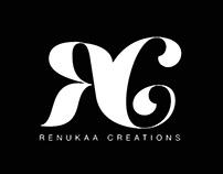 Branding Identity: Renukaa Creations