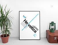 Helvetica.