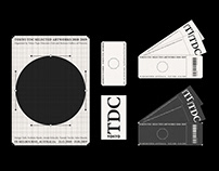 Tokyo TDC - Branding (Concept)
