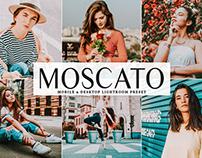 Free Moscato Mobile & Desktop Lightroom Preset