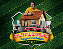 Chutou Ganhou - Magazine Luiza