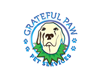 Grateful Paw (Logo Design)