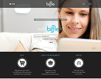 Biffle Web Template Design