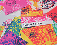 Lost & Found Postcards
