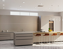 Kitchen Visualization Rendering Services