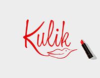 "Логотип для салона красоты ""KULIK"" Юлии Кулик 💄"