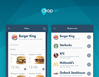 Pick up App