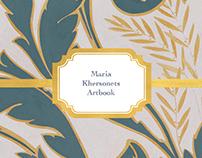 Maria Khersonets Artbook