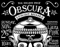 Obscura Antiques & Oddities Poster
