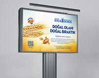 Halk ekmek Billboard