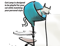 T-minus 2016: modko cat lamp