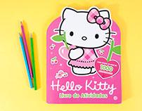 Hello Kitty - Livros de Atividades