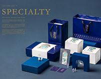 精品河堤會館|咖啡禮盒設計 Sepcialty Cafe Package Design