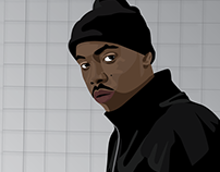 Hip-Hop Illustrations