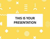 Avenir Free Creative PowerPoint Template