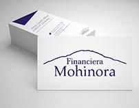 Tarjetas de presentación Mohinora