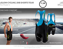 Uglow cycling range