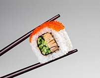 "Sushi for package || ТМ ""Лінія смаку"""