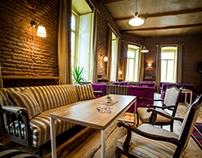 Interior photo for Famous restaurant (Tbilisi, Georgia)