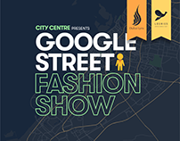 Google Street Fashion Show by City Centre