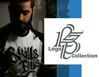 123T logo collection