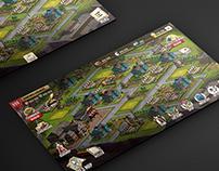 The Walking Dead: Road To Survival UI + Icon Design