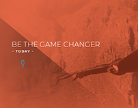 Condor Media Web concept
