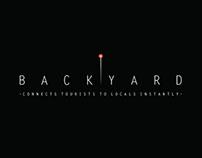 BACKYARD || SERVICE DESIGN