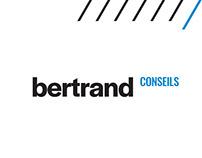 Bertrand Conseils   Branding & Site Internet