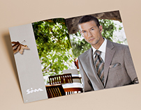 Catalog Design & Shooting / Sim Men's Clothing