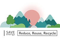 Animation: save energy