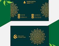 Stunning Business card