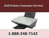 Dell Printer Customer Service 1-888-248-7142