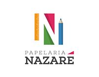 Papelaria Nazaré [Logo]