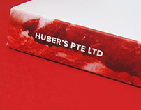Huber's Butchery Catalogue