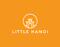 | BRANDING | LITTLE HANOI Vietnamese food