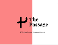 The Passage Web App Redesign Concept