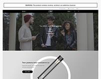 WS for company who provide Smoking Alternative Dev