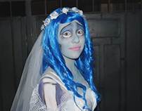 Emily (Makeup timelapse)