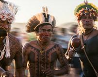 Encontro de culturas indigenas