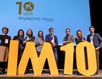 Iespejama Misija 10 year experience forum