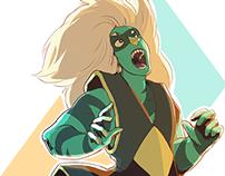 Jasper / Lapis / Malachite
