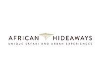 African Hideaways Logo Design